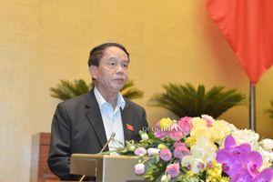 Báo cáo thẩm tra dự án Luật Biên phòng Việt Nam