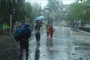 Ấn Độ: Ít nhất 84 người chết vì siêu bão Amphan