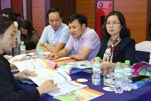 Toàn bộ 63 tỉnh thành đã chọn xong SGK, khẩn trương tập huấn giáo viên sử dụng sách