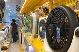 Chính thức đón nắng nóng, thị trường thiết bị làm mát cũng nóng dần lên