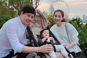 Tin tức giải trí sao Việt hôm nay (22/5): Hoa hậu Đặng Thu Thảo đã hạ sinh con trai