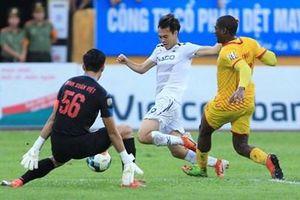 Khai mạc Cúp Quốc gia 2020: Dược Nam Hà Nam Định thắng Hoàng Anh Gia Lai