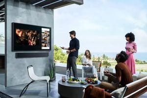 Samsung mới ra mắt mẫu tivi ngoài trời Terrace, giá hơn 80 triệu đồng
