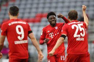 Bayern Munich - Frankfurt: 3 phút ghi 2 bàn thắng cũng không thể giúp Frankfurt có điểm