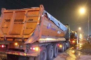 Đồng Nai: Kiến nghị tịch thu 727 tấn than đá do đoàn 'xe vua' chở