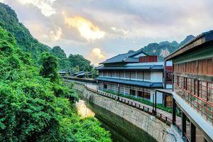 Khu suối khoáng Onsen 'độc nhất vô nhị' ở Việt Nam: đẹp và xịn như Nhật Bản, vừa mở đã kín lịch hết tháng