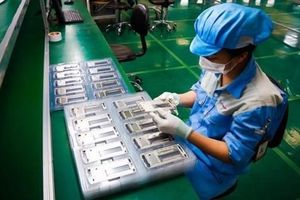 Xuất khẩu điện thoại và linh kiện sang Trung Quốc tăng hơn 325%