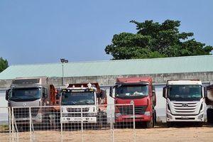 Diễn biến vụ bắt đoàn xe 27 chiếc container, ben: Công an Đồng Nai kiến nghị gì?