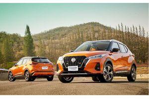 Nissan Kicks 2020 từ 649 triệu đồng, 'đấu' Hyundai Kona