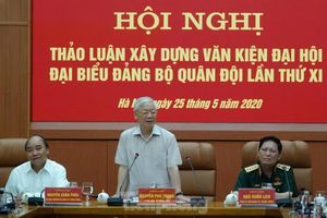 Tổng Bí thư Nguyễn Phú Trọng: Không che giấu khuyết điểm, chạy theo thành tích