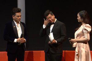 NSƯT Đăng Dương bật khóc vì bức thư của người cha đã khuất