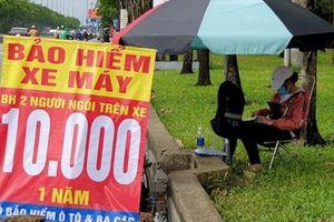 'Loạn giá' bảo hiểm xe máy, Bộ Tài chính yêu cầu cấp tốc hoàn thiện chính sách mới
