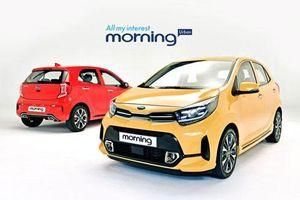 Cận cảnh Kia Morning 2020, giá 'mềm'