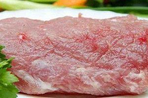 Mua thịt lợn thấy có dấu hiệu này, đừng tham rẻ kẻo rước bệnh