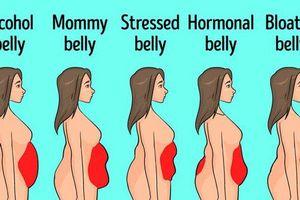 Đây chính là lý do khiến ai cũng 'vật lộn' với việc giảm mỡ bụng nhưng đa số đều thất bại