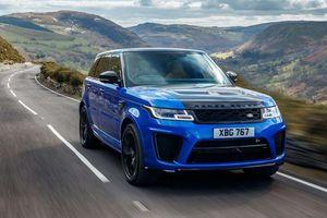 Các mẫu xe phiên bản đặc biệt của Jaguar Land Rover hút khách