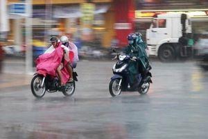 Xuất hiện mưa dông, Hà Nội sẽ giảm nhiệt trong 2 ngày tới