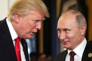 Tổng thống Donald Trump: 'Ông V.Putin thích tôi, nhưng không muốn tôi tái đắc cử'