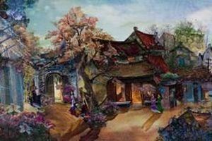 Thưởng lãm những tác phẩm nghệ thuật từ 'Thép và vải'