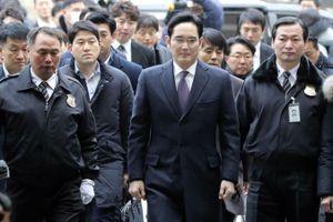 'Thái tử Samsung' bị công tố viên triệu tập để thẩm vấn