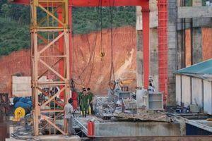 6 công nhân thương vong vụ rơi từ công trình thủy điện: Người trẻ nhất 16 tuổi