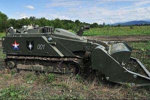Quân đội Nga sẽ tiếp nhận 22 robot công binh
