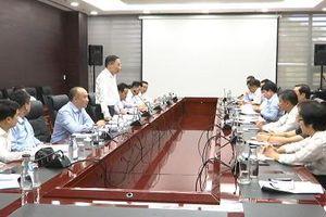 Thứ trưởng Ngoại giao Lê Hoài Trung làm việc với lãnh đạo chủ chốt thành phố Đà Nẵng
