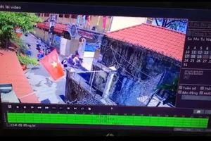Xuất hiện clip tố vụ 'học sinh Hải Phòng đứng nắng trước cổng trường' là dàn dựng