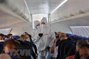 Châu Âu khuyến nghị quy chuẩn an toàn sức khỏe hành khách đi máy bay