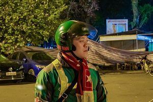 Tài xế Grab lập nhóm sơ cứu lưu động giúp người bị tai nạn giao thông