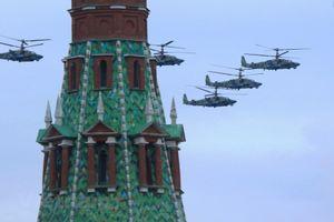 Nga công bố thời điểm tổ chức lễ diễu binh trên Quảng trường Đỏ