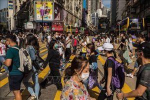 Hong Kong nối lại một phần các dịch vụ quá cảnh tại sân bay quốc tế từ tuần tới