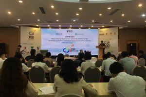 Tháng 11 sẽ công bố doanh nghiệp phát triển bền vững 2020