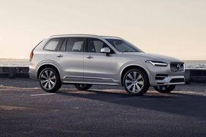 Volvo giới hạn tốc độ tối đa cho tất cả các mẫu xe để đảm bảo an toàn
