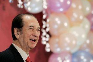 Ông chủ sòng bài lớn nhất châu Á qua đời