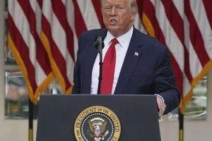 Ông Trump 'nói là làm' về vấn đề Hồng Kông