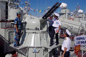 Việt Nam chế tạo khí tài 'hồi sinh' pháo hạm AK-230 lỗi thời, hỏng radar