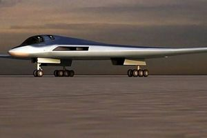 Máy bay ném bom chiến lược tàng hình PAK DA bắt đầu được chế tạo