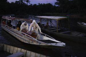 Những cái chết mù mờ ở trái tim của Amazon