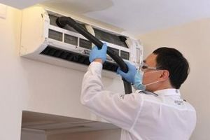 Tự vệ sinh điều hòa tại nhà vừa tiết kiệm chi phí lại không lo bị 'chặt chém' phụ kiện