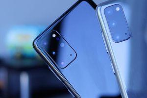 Doanh số bán smartphone của Samsung giảm 18% trong quý 1 năm 2020