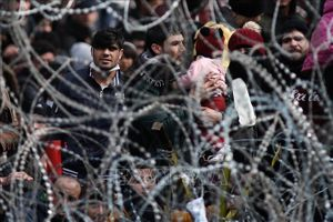 Hy Lạp tăng cường tuần tra khu vực biên giới với Thổ Nhĩ Kỳ