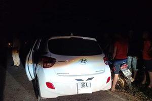 Khởi tố, tạm giam tài xế Huyndai i10 tăng ga hất CSGT lên nắp capo bỏ chạy hơn 3 km