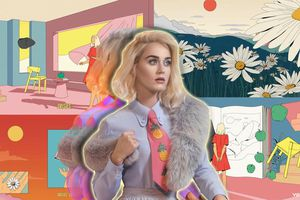 Liên tục ra mắt MV mới nhưng Katy Perry vẫn mất hút trên BB100, fan gào thét: 'Công bằng ở nơi đâu?'