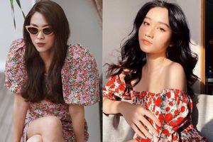 Tăng Thanh Hà và dàn mỹ nhân Việt đua nhau mặc váy hoa dịp hè