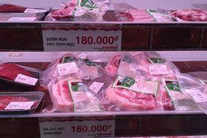 Kiến nghị giảm thuế nhập khẩu thịt lợn xuống 10%
