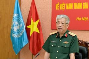 Đóng góp cho hòa bình thế giới để bảo vệ nền hòa bình của Việt Nam