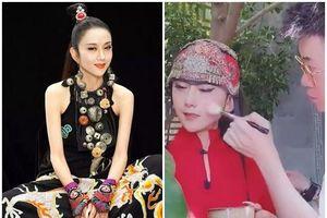 Bỏ ăn cơm 20 năm, minh tinh 61 tuổi khiến fan choáng váng khi trang điểm trông như gái 20