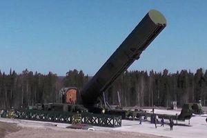 Loạt vũ khí chiến lược cực khủng của Nga vẫn chưa rõ ngày ra đời