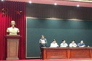 Hà Nội xử lý 79 vụ vi phạm pháp luật bảo vệ đê điều